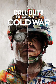 Juliste Call of Duty: Black Ops Cold War - Split