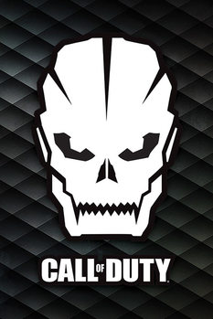Juliste  Call Of Duty - Skull