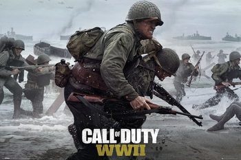 Juliste  Call Of Duty: Stronghold - WWII