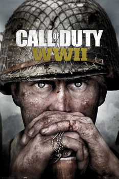 Juliste Call Of Duty: Stronghold - WWII Key Art