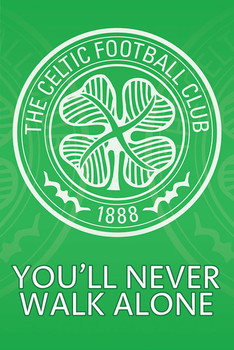 Juliste Celtic - crest