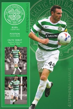 Juliste Celtic - mcmanus