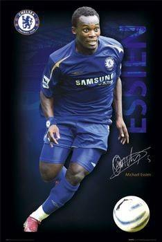 Juliste Chelsea - Essien 05/06