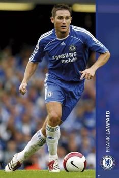 Juliste Chelsea - Lampard 06/07