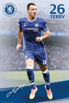 Juliste Chelsea - Terry 16/17