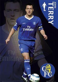 Juliste Chelsea - Terry