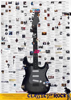 Juliste Classics of rock