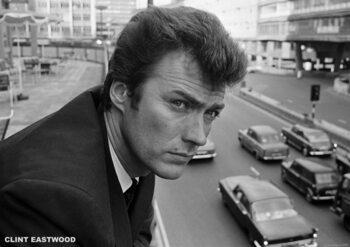 Juliste Clint Eastwood - Traffic