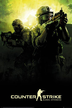 Juliste Counter Strike - Team