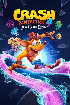 Juliste Crash Bandicoot 4 - Ride