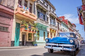 Juliste Cuba - Havana