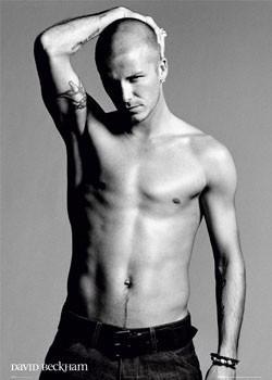 Juliste David Beckham - arm