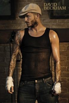 Juliste David Beckham - cover