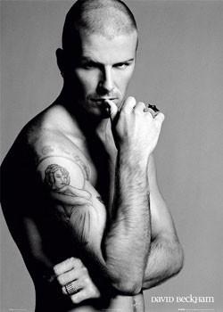 Juliste David Beckham - ring