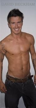 Juliste David Beckham - torso