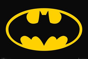 Juliste DC Comics - Bat Symbol