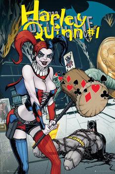 Juliste DC Comics - Harley Quinn Forever Evi