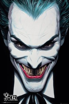 Juliste  DC Comics - Joker Ross