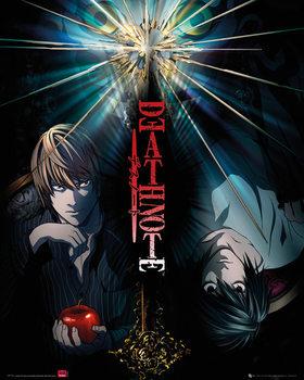 Juliste Death Note - duo