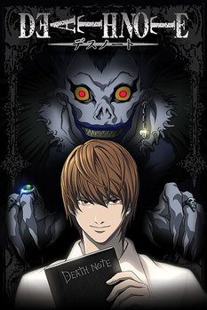 Juliste  Death Note - From The Shadows