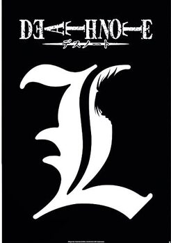 Juliste Death Note - L Symbol