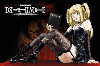 Juliste Death Note - Misa Amane
