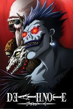 Juliste Death Note - Shinigami