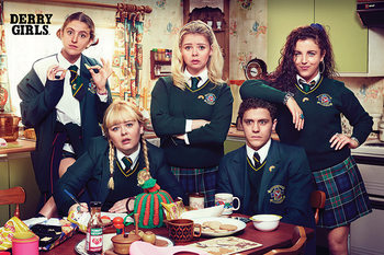 Juliste Derry Girls - Kitchen