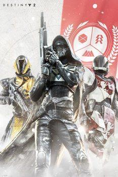 Juliste Destiny 2 - Characters