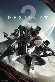 Juliste Destiny 2 - Key Art