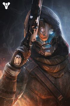 Juliste Destiny - Cayde-6
