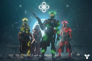 Juliste Destiny - Gambit
