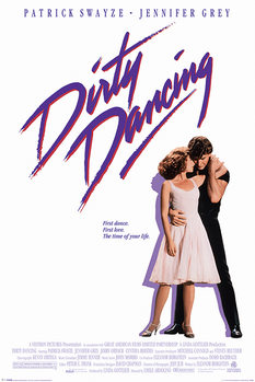 Juliste Dirty Dancing: kuuma tanssi - The Time of My Life