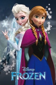 Juliste Disney - Frozen