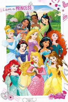 Juliste Disney Prisessat - Prisessat