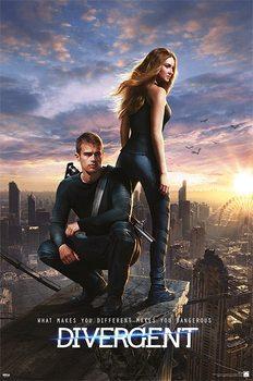Juliste Divergent: Outolintu - One Sheet