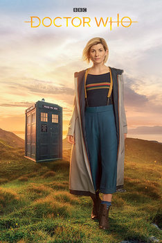 Juliste Doctor Who - 13th Doctor