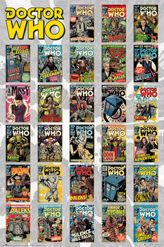 Juliste Doctor Who - Comics Compilation