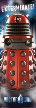 Juliste Doctor Who - Dalek