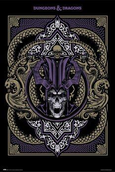 Juliste Dungeons & Dragons - Master Guide