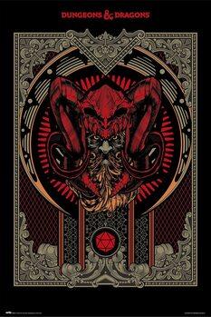 Juliste Dungeons & Dragons - Player's Handbook