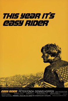 Juliste  EASY RIDER - One sheet