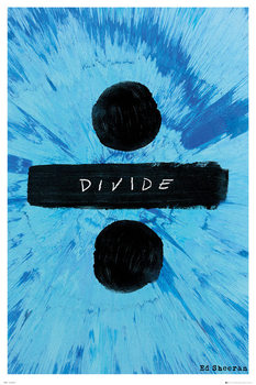 Juliste Ed Sheeran - Divide
