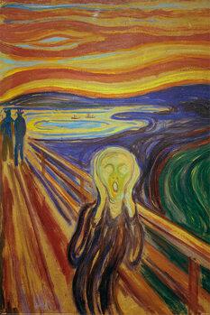 Juliste Edward Munch - The Scream