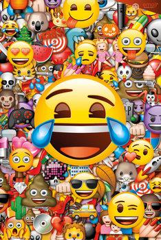 Juliste  Emoji - Collage (Global)