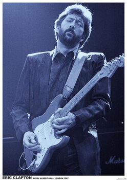 Juliste Eric Clapton