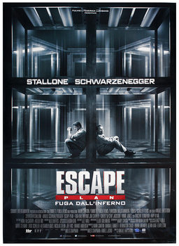 Juliste ESCAPE PLAN
