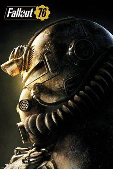 Juliste  Fallout 76 - T51b