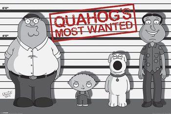 Juliste  Family Guy - Line Up