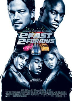 Juliste FAST AND FURIOUS – one sheet